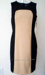 Стильное элегантное деловое платье Calvin Klein USA  р L - оригинал