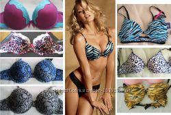 Яркие бюстики - Большой Выбор - Victorias Secret, Paris Pink, Rampage