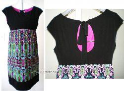 Красивое яркое платье London Times, AnnTaylor, Calvin Klein, США р XS, S, M