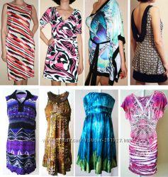 Красивые Яркие Летние платья из США - Полная Распродажа
