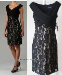 Дорогие коктейльные платья из США Scarlet Night, Calvin Klein, H&M, p S M L