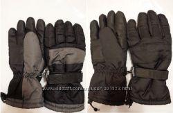 Фирменные мужские лыжные термоперчатки из США Thinsulate