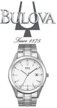 BULOVA  TFX Collection - фирменные мужские часы в коробке - оригинал из США