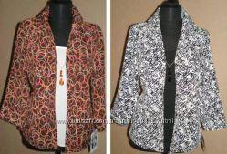 Красивые комплекты - Двоечка 2 в1 блузка и майка с кулоном из США, р S, M