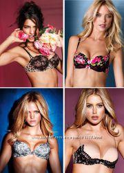 Victorias Secret - красивые яркие бюстики бюстгальтеры - Большой Выбор