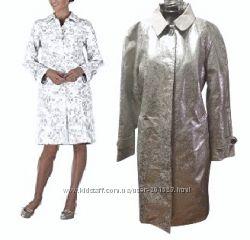 Isaac Mizrahi дорогой фирменный стильный плащ пальто из США  размер М , Л