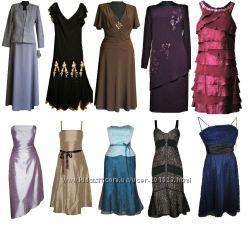Элегантные нарядные праздничные коктейльные платья из США - Большой Выбор