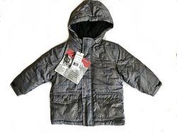Weatherproof США Термо Куртка теплая зимняя демисезонная на мальчика 1.5 г