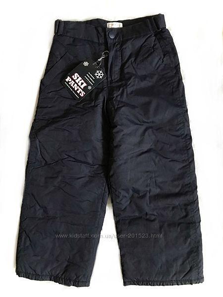 Зимние лыжные термо комбинезоны штаны Children Place на мальчика 4 г
