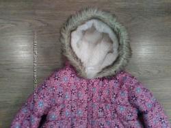 Демисезонная курточка на девочку 1-2 года