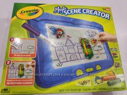 Crayola magic scene creator. Оживи картинку