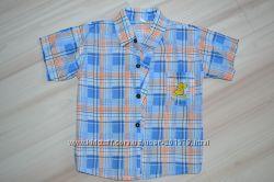 Рубашка короткий рукав р. 110