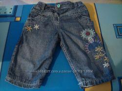 джинсики для девочки MARKS&SPENCER 6-9 м 72см