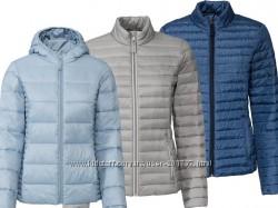 Облегчённые термо-куртки ESMARA CRIVIT Германия без комиссии размеры 42-62