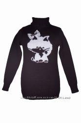 теплые свитера для деток р. 34-42 1