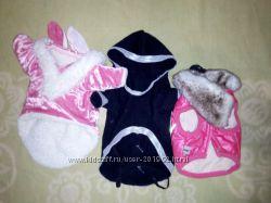 комбинезон, костюм, кофта, жилетка для маленькой собачки