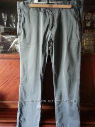 брюки хлопковые Benetton