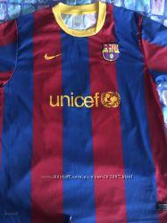 футболка ФК Барселона Месси