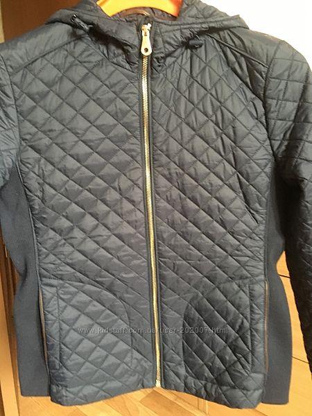 новая стеганая куртка Massimo Dutti ТОРГ БЕСПЛ ДОСТАВКА