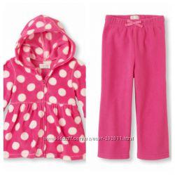 Флисовый костюм CHILDRENS PLACE 9-12 мес