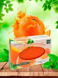 Мыло на глицериновой основе с эфирными маслами