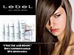 Абсолютное счастье для волос LEBEL,  восстановление поврежденных волос