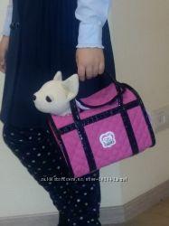 Іграшка Чі-Чі-Лав Chi-Chi Love з сумкою у відмінному стані.
