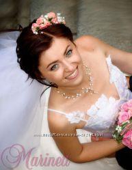 Свадебный стилист причесок и визажист. Свадебный образ без хлопот.