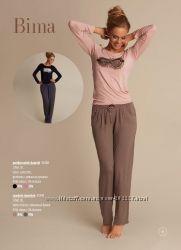 Пижамные домашние брюки Esotiq  латте S