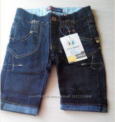 Джинсовые бриджи капри  R. Y. B DRESS  от 2 до 10 лет