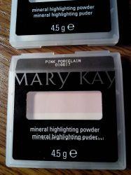 Пудра минеральная с осветляющим эффектом Pink Porcelain- Mary Kay