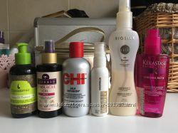 Лучшие масла для волос Chi , Makadamia oil, Kerastase , Goldwell на розлив