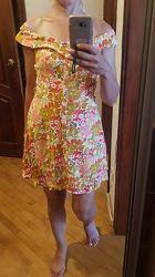 Платье сарафан в цветочный принт от Forever 21