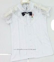 Блузки в школу для девочки