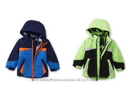 Демисезонные куртки Wonderkids 4 в 1