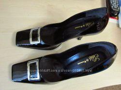 Лакированные туфли из натуральной кожи ELITE Monarch