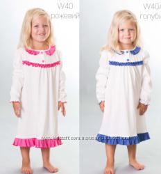 Детские пижамки и ночнушечки ТМ Виктория