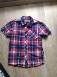 Рубашка H&M 5-6