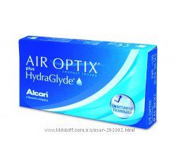 Air Optix Aqua HydroGlide