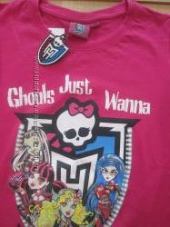 Розовый реглан  Monster High, на 9-11 лет, Германия