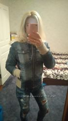 Куртка джинс осень PRODIGY