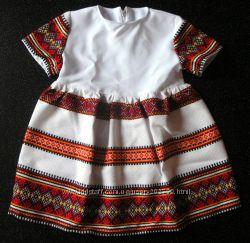Сукня-вишиванка Колібрі cbad907e99d98