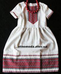 Сукня-вишиванка Містраль d0ab057287a08
