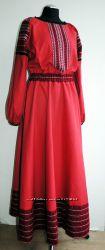Сукня-вишиванка Вінтаж
