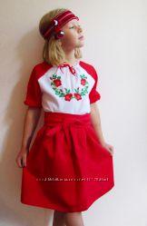 90ba6d0f4c1601 Вишиті сукні від 2 до 12 років, 320 грн. Детские вышиванки купить ...