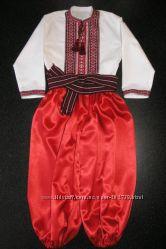 Нарядные украинские костюмы для мальчиков