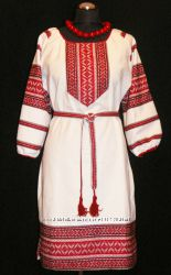 Платья-вышиванки по отличным ценам