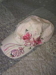 Продам кепку для девочки, бу