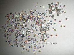 Хрустальные стразы для дизайна ногтей Cristal