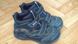 Новые кожаные ботинки ECCO 30р-19см Gore-Tex
